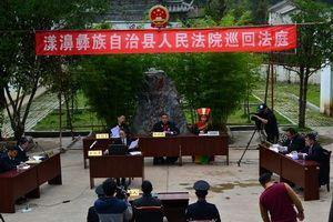 10月13日 漾濞法院拒不执行判决裁定案