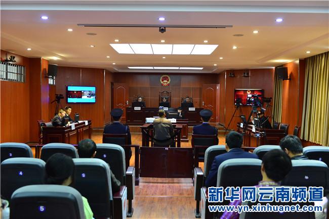 12月4日上午11:00呈贡法院杨敬忠盗窃案