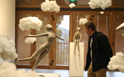 《造梦—马丁雕塑作品展》昆明开展