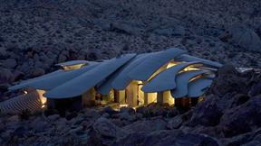 沙漠里的星球大战?未来派豪宅的极致科幻演绎