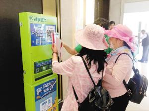 5000台共享纸巾机将入驻昆明