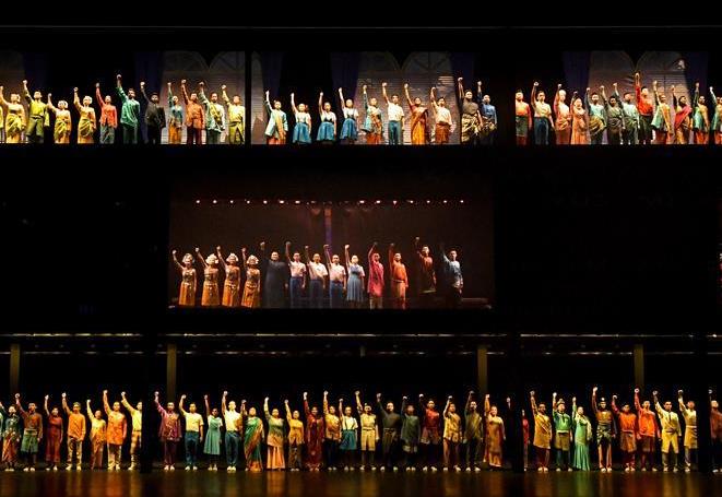 情景剧《又见马六甲》在马来西亚首演