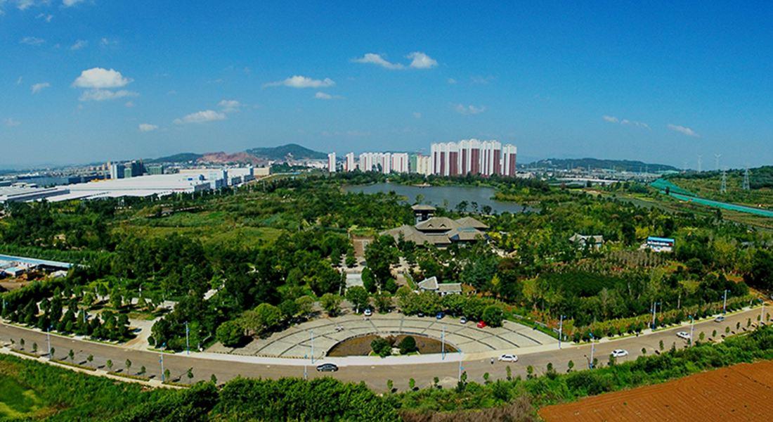 昆明高新区(西区)将建国内一流科技研发基地