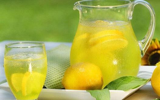 泡柠檬水注意四点