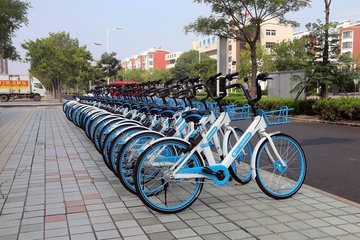 云南昆明:下月起不接受新企业投放共享单车